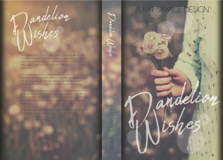 Dandelion Wishes Premade Cover-page-001